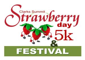 strawberry day and 5k